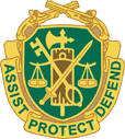 Military Police Motto